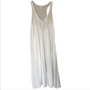 O'Neill white summer maxi dress